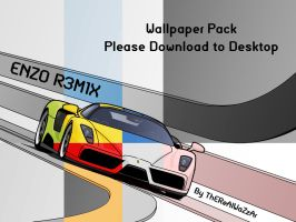 Enzo R3M1X Sweep Wallpapers by ThEReAlWaZzAr