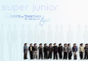 Super Junior 5th Anniversary by oishitakoyaki