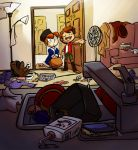 Simon and Vya - Welcome to My Humble Home by saxitlurg