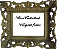 Frame stock by AnnFrost-stock