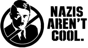 Nazis Arn't Cool by justintoxicated