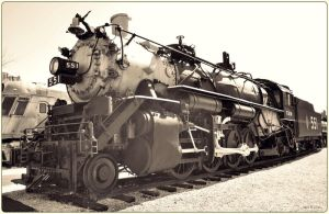 chicago illinois midland 551 by SMT-Images