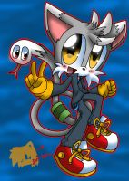 :SMS: Gar the Cat by tailsfan1996