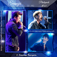 +SEUNGRI | Photopack #01 by AsianEditions
