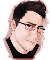 Markiplier by 2xSpoons