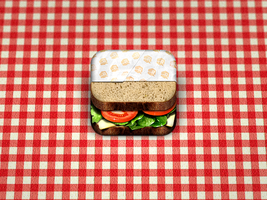 Sandwich iOS Icon by TheRyanFord