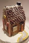 Hansel And Gretel Gingerbread House by Dans-Design