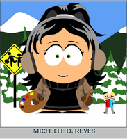 my southpark character by Anbudah