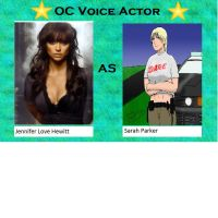 Voice of Officer Sarah Parker by LCDRhammond