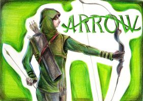 ~Arrow~ by Oc-artist-Kat