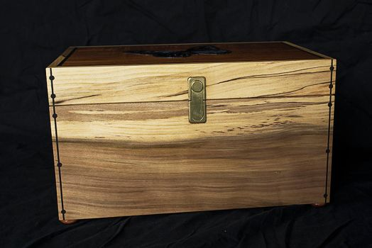 Chrissies casket front by Dryad-8