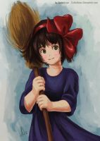 Kiki's Delivery Service by CelticBotan