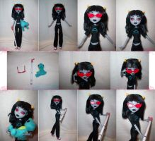 MY T3R3Z1 DOLL by KPenDragon