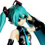 Hatsune Miku Icons by anthonylazzarino