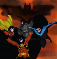 Gotham Knights by Cazza2010