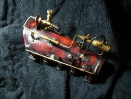 The Enticer Steampunk Bracer1 by Skinz-N-Hydez