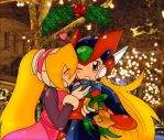 :Color Collab: MMZ Christmas by ryurider