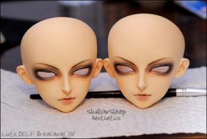 Face-up: Luts DELF Breakaway 1 by asainemuri
