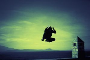 jump away by 1411