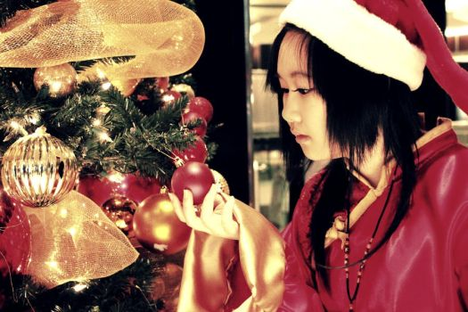 APH - China's Christmas by HoneydewLoveCosplay