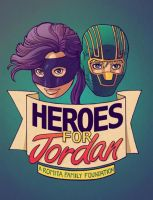 Heroes for Jordan by KidNotorious