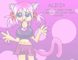 Alicia by kaitoiscool