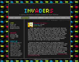 Invaders by Eternal-GFX
