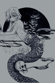 Lamia by Plachetic