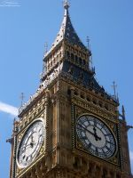 Beauty big ben by FairyFunny
