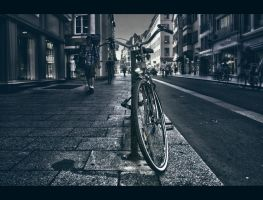 Bicycle by JulianMathis
