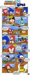 Sonic and Knuckles Clues (Blues Clues Parody) by xeternalflamebryx