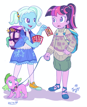 Uh Thats Not My Card by Jowybean