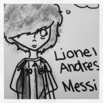 Lionel Messi by itsayskeds13