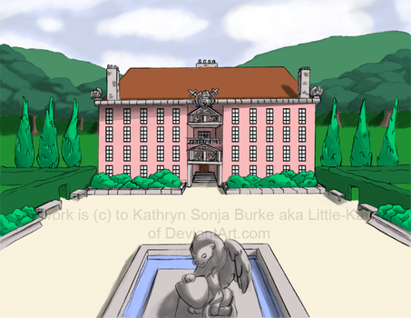 BackGround and Layout: Scene 2 by Little-Katydid