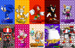 Character Wallpaper by CosmicBlaster97