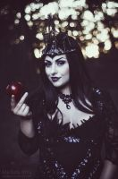 The Evil Queen II by Michela-Riva