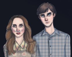 Bates Motel by LikeATowtruck