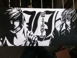 Death Note by WorldLeader