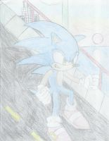 Sonic-Why Stop? by sonicmaster1989