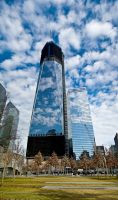 World Trade Tower 1 by AlanSmithers