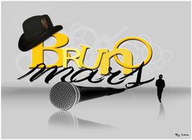 BRunO MarS TypO by inmany