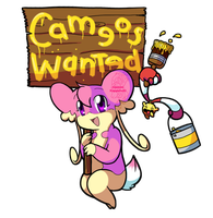 Cameo List :: CLOSED by RainbowFilled