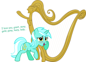 Love Harp by Zacatron94