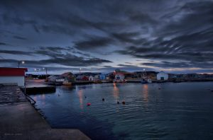 Harbour Lights by Mizth