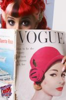 Vogue by rottencandy
