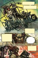 Coolest First Page Ever by jmringuet