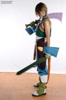Photoshoot of Zidane Tribal by Syl-Chan08