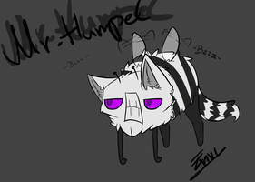 Mr. Humpel by YamiEnvy