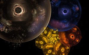 big bubbles with structures by Andrea1981G