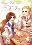 APH : Germany and Italy by H2O-kun